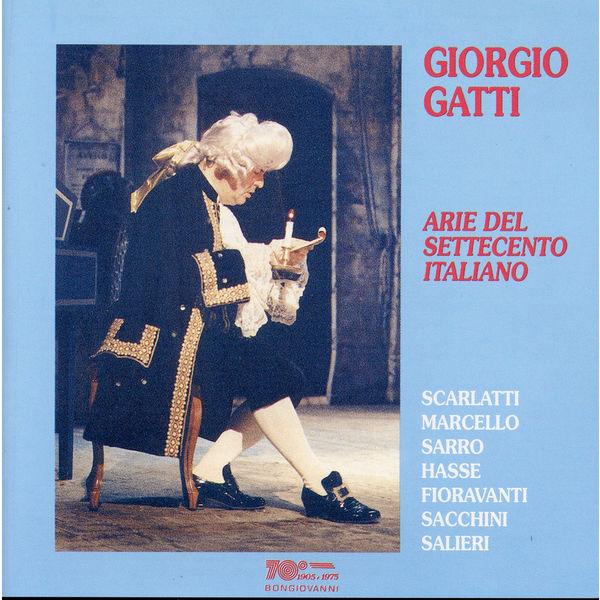 Giorgio Gatti - Arie del Settecento Italiano