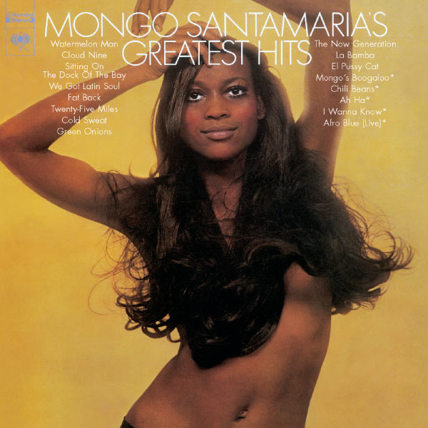 Mongo Santamaria - Mongo Santamaria's Greatest Hits