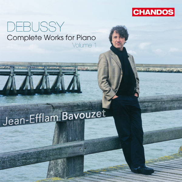 Jean-Efflam Bavouzet - Debussy : Complete Works for Piano, volume 1