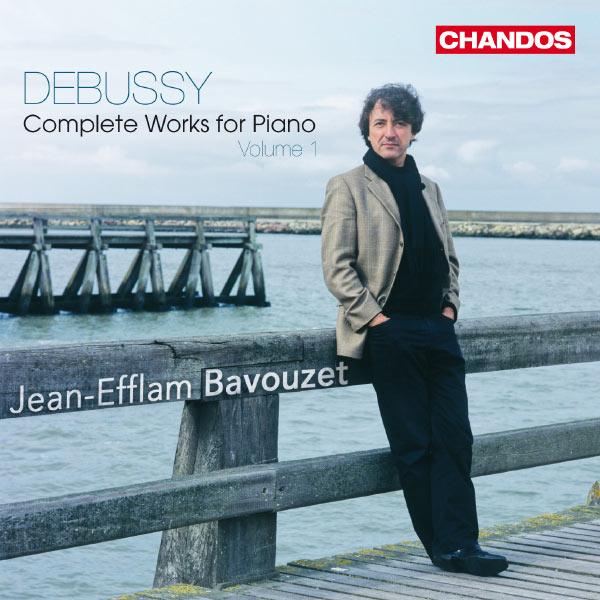 Jean-Efflam Bavouzet - Œuvres pour piano (Intégrale, volume 1)