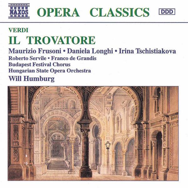 Zsuzsa Csonka - Trovatore (Il)