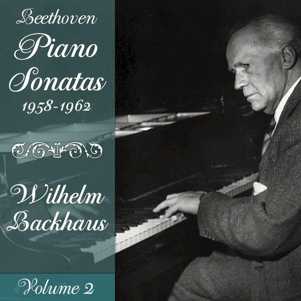 Ludwig van Beethoven - Beethoven: Piano Sonatas (1958-1962), Volume 2