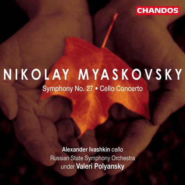 Alexandre Ivashkin - Symphonie n° 27 - Concerto pour violoncelle & orchestre
