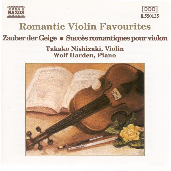 Takako Nishizaki - Romantic Violin Favourites
