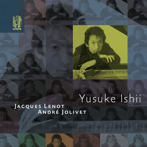 Yusuke Ishii - André Jolivet - Jacques Lenot