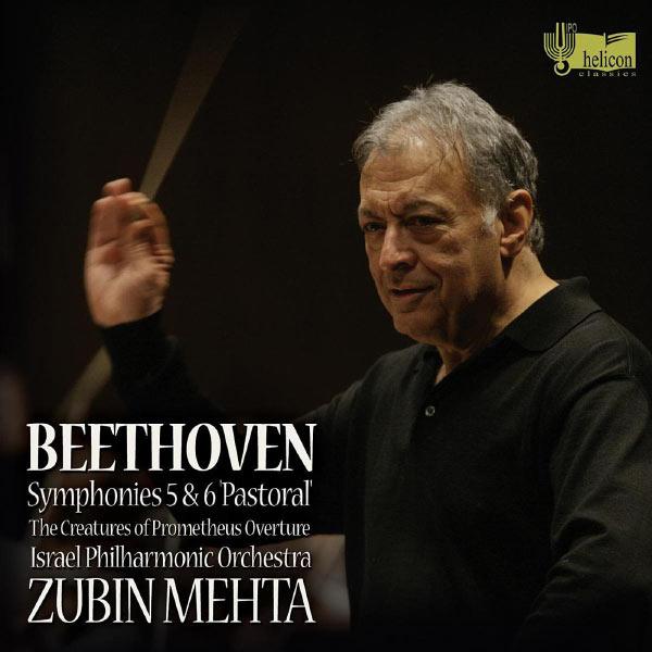Zubin Mehta - Beethoven: Symphonies Nos. 5 & 6