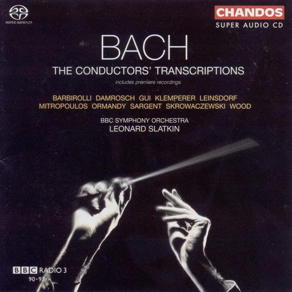 Leonard Slatkin - The Conductors' Transcriptions