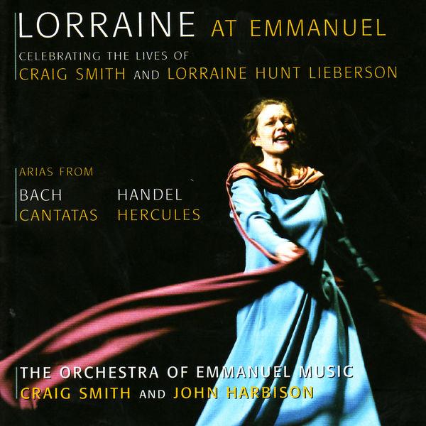 Lorraine Hunt Lieberson - Lorraine Hunt Lieberson at Emmanuel