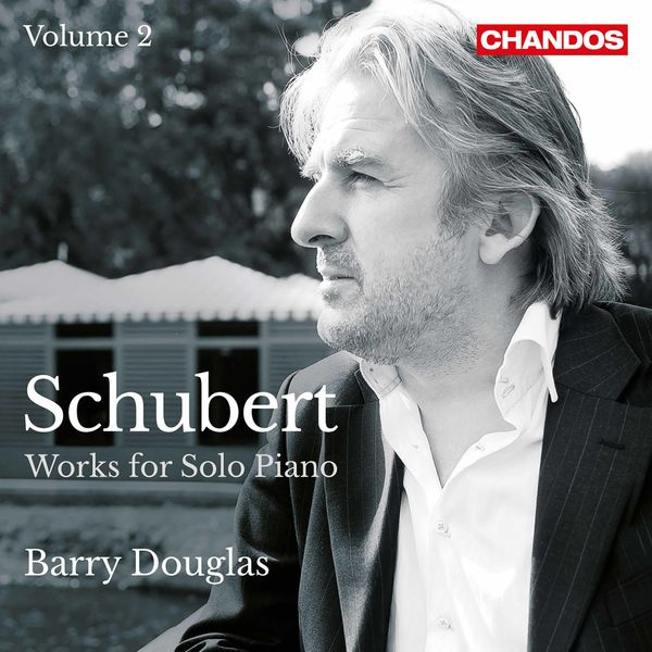 Barry Douglas - Schubert: Works for Solo Piano, Vol. 2