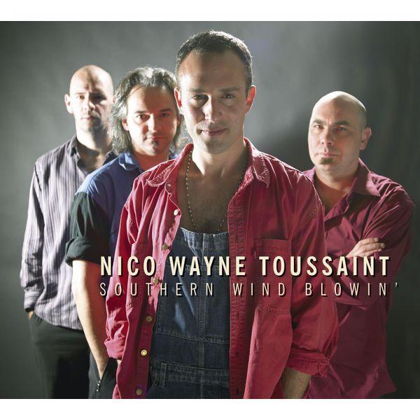 Nico Wayne Toussaint Southern Wind Blowin' (Nico Wayne Toussaint)