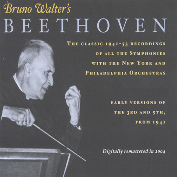 Various Artists - Beethoven: Symphonies Nos. 1-9 (Walter) (1941-1953)