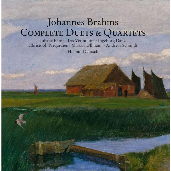 Helmut Deutsch - Brahms: Complete Duets & Quartets