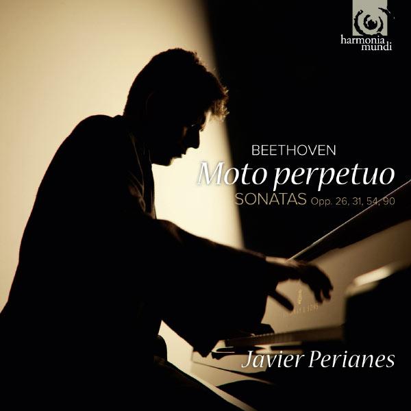 Javier Perianes - Ludwig van Beethoven : Sonates pour piano