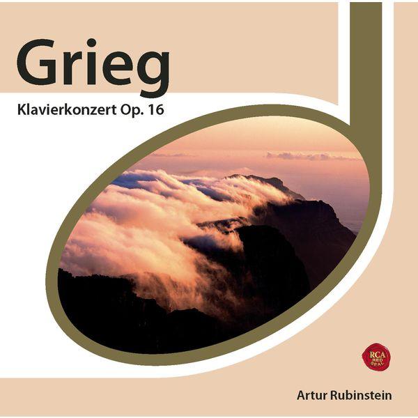 Arthur Rubinstein - Grieg: Klavierkonzert op.16
