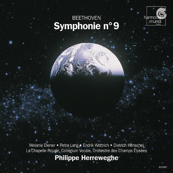 Philippe Herreweghe - Beethoven: Symphony no.9 in D minor