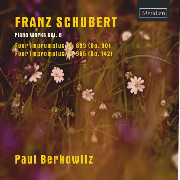 Franz Schubert - Franz Schubert: Piano Works, Vol. 8