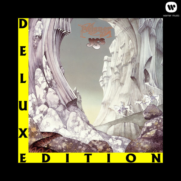 Yes - Relayer (Deluxe Edition)