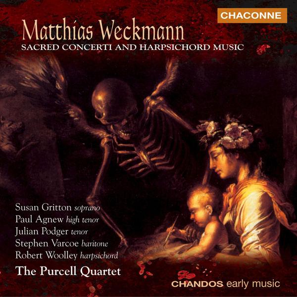 The Purcell Quartet - Concertos sacrés & Musique pour clavecin