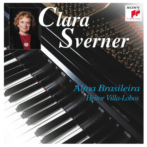 Clara Sverner - Alma Brasileira