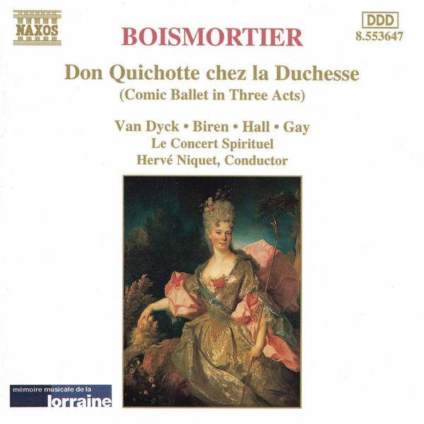 Stephan Van Dyck Don Quichotte chez la Duchesse