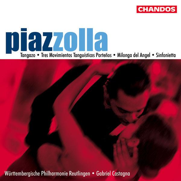 Gabriel Castagna - Œuvres symphoniques