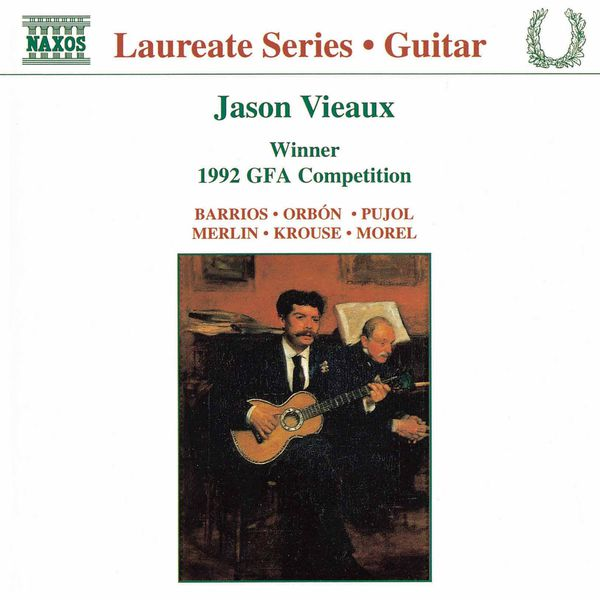 Jason Vieaux - Guitar Recital: Jason Vieaux
