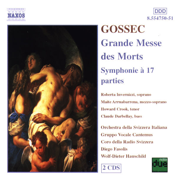 Diego Fasolis - Grande Messe des morts