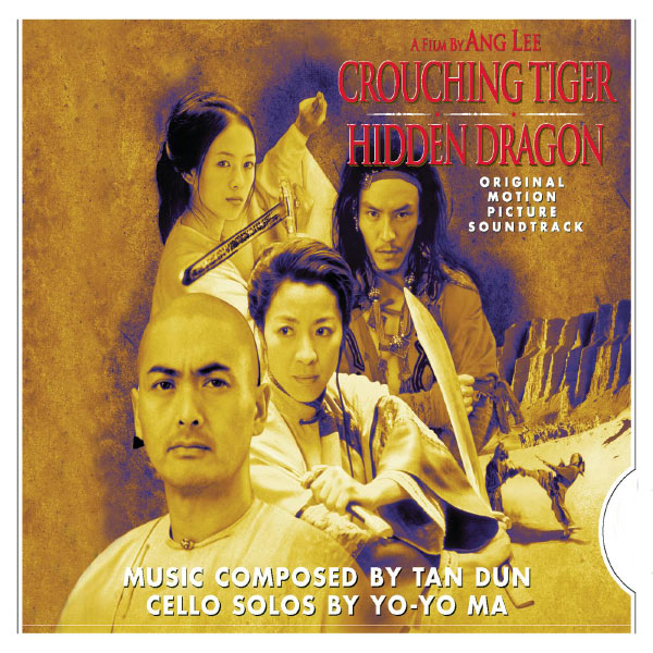 Tan Dun  - Crouching Tiger, Hidden Dragon - OST
