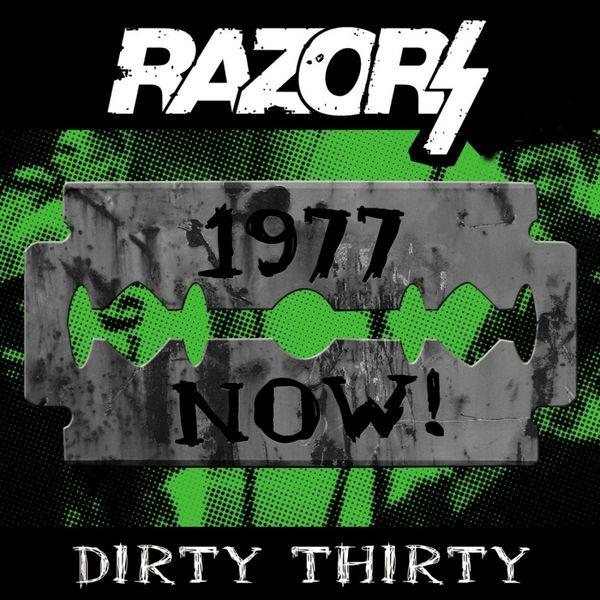 Razors - Dirty Thirty (1977)