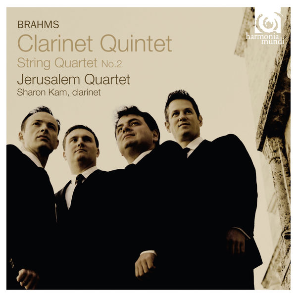 Sharon Kam - Brahms: Clarinet Quintet & Quatuor No 2