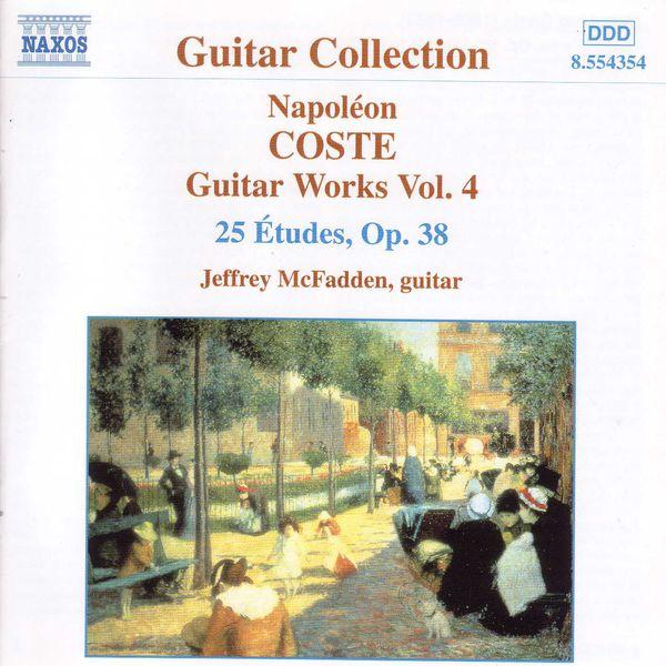 Jeffrey Mcfadden - Guitar Works, Vol.  4