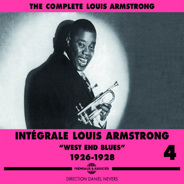 "Louis Armstrong - The Complete Louis Armstrong, Vol. 4 (""West End Blues"", 1926-1928)"