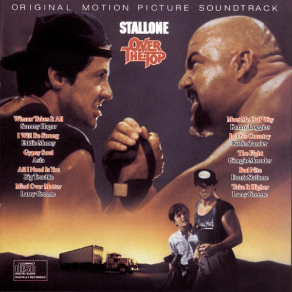 Original Soundtrack - Original Motion Picture Soundtrack      OVER THE TOP