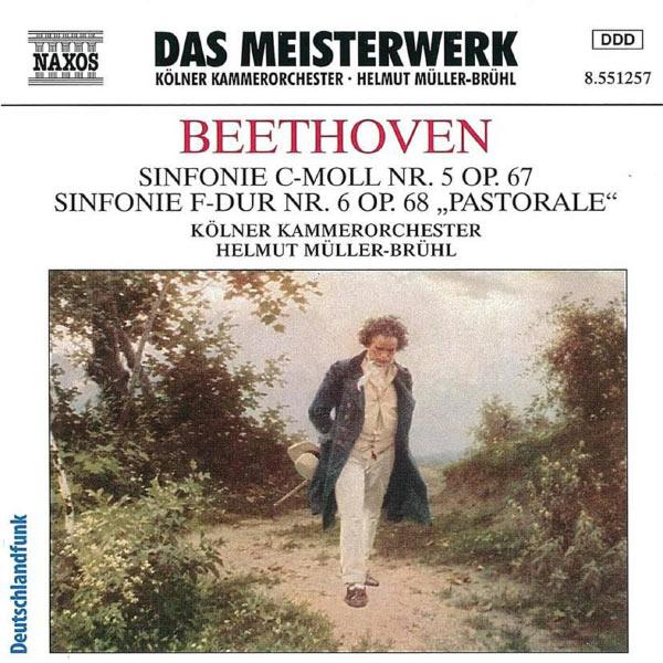 Kölner Kammerorchester -  Sinfonie Nr.5 & 6