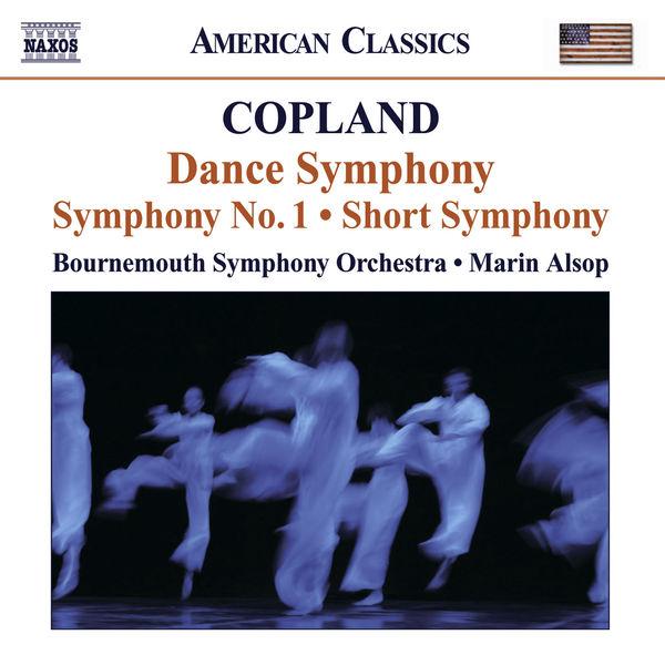 Marin Alsop - Aaron Copland : Dance Symphony - Symphony No. 1 - Short Symphony