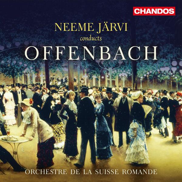 Orchestre De La Suisse Romande Offenbach : Overtures & Operetta Highlights