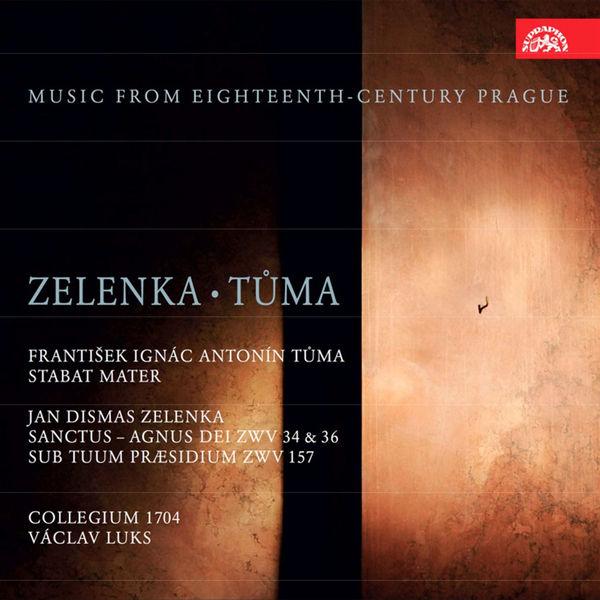 Collegium 1704 - Music from Eighteenth-century Prague (Tůma : Stabat Mater - Zelenka : Sanctus - Agnus Dei)