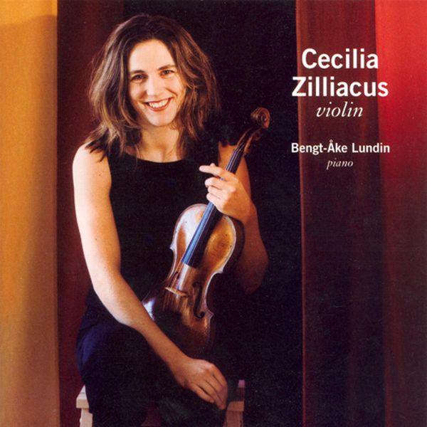Cecilia Zilliacus - Bartok: Violin Sonata No. 1 / Dohnanyi: Violin Sonata, Op. 21