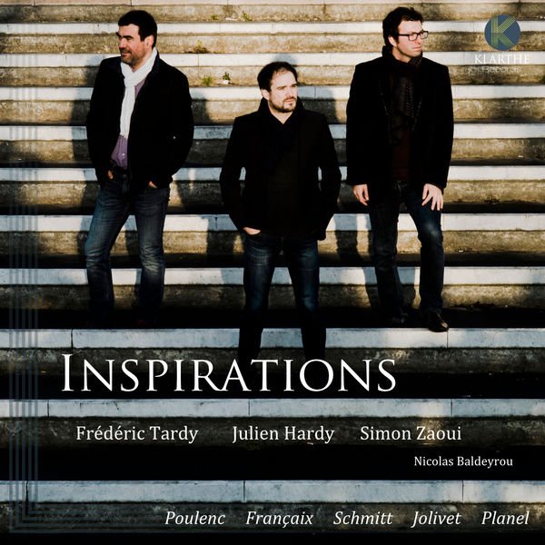 Frederic Tardy - Inspirations