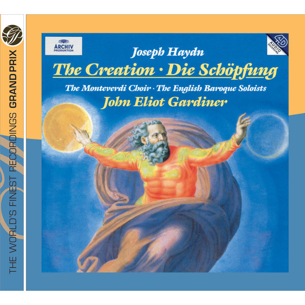 English Baroque Soloists - Haydn, J.: The Creation