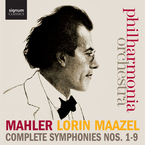 Gustav Mahler - Mahler: Symphonies Nos. 1-9