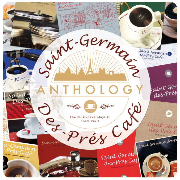Various Artists - Saint-Germain-des-Prés-Café - Anthology