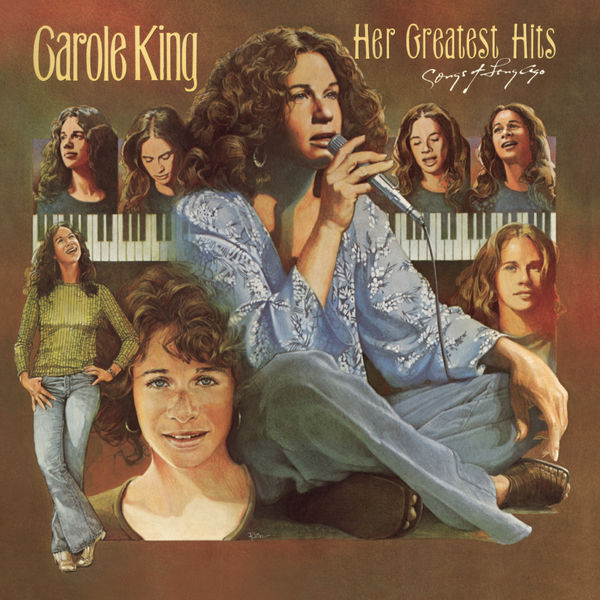 Carole King - Her Greatest Hits (Songs Of Long Ago)
