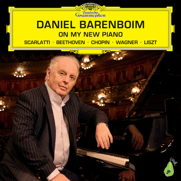 Daniel Barenboim - On My New Piano
