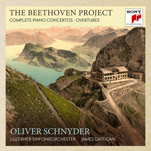 Oliver Schnyder - The Beethoven Project (Piano Concertos, Overtures)