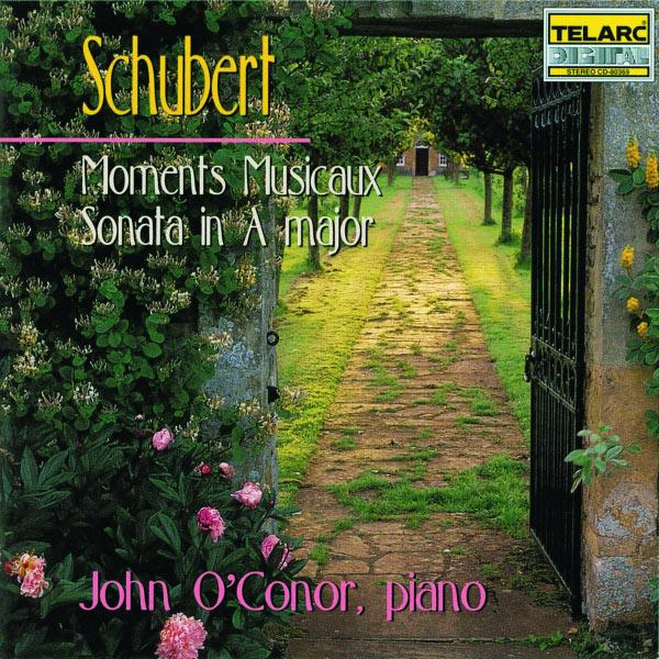 John O'Conor - Schubert: Moments Musicaux & A Major Sonata