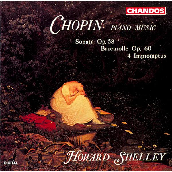 Howard Shelley|Chopin: Impromptus