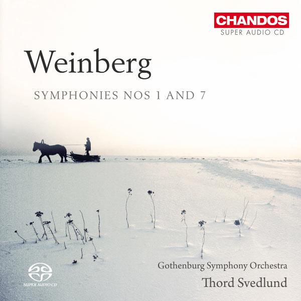 Thord Svedlund - Weinberg: Symphonies Nos. 1 & 7