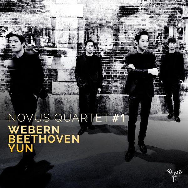 Novus Quartet|Webern, Beethoven, Yun