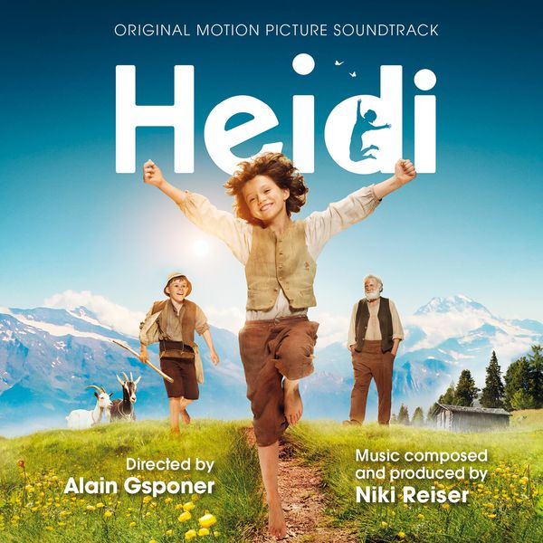 Heidi alain gsponer's original motion picture soundtrack.